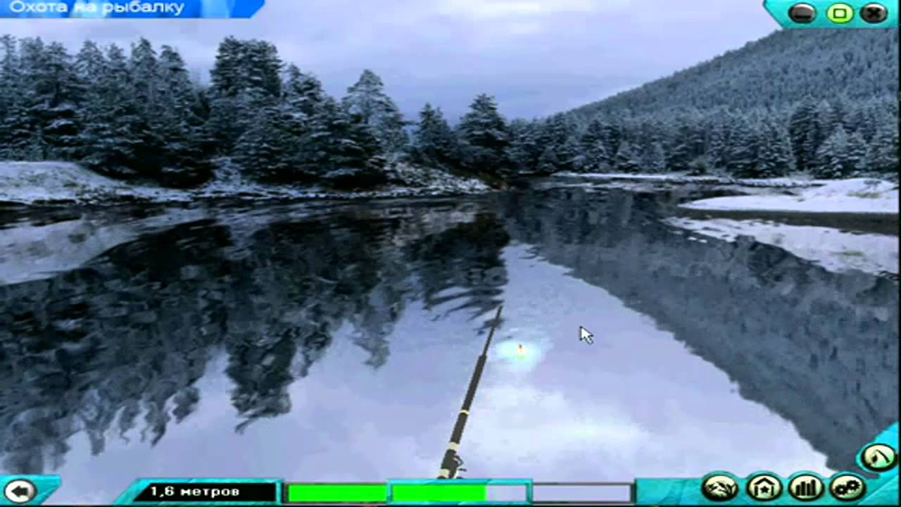 Fishing simulator for relax maze full pc for Fishing computer game