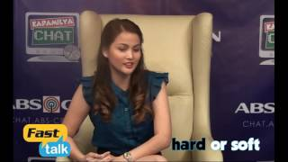 Fast Talk with Dianne Medina