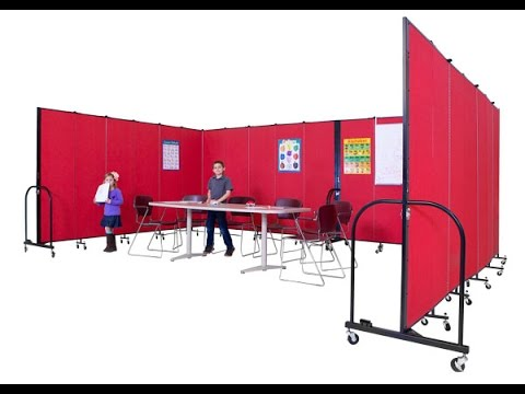 Why Screenflex Portable Partitions Are The Best Room Dividers On The