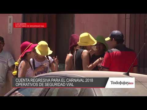 Se acerca el carnaval por lo que reforzarán los controles de alcoholemia