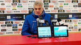 Il tecnico in seconda Cassia alla vigilia di Catanzaro-Catania