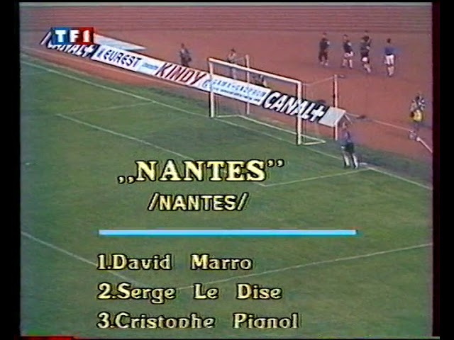 VOLGOGRAD  -  NANTES      - 1994 -