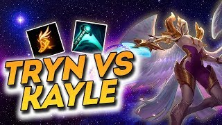Tryn vs Kayle In Depth Guide - Tryn Only to High Elo #7