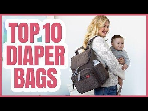 Best Diaper Bag 2020 - TOP 10 Diaper Bags