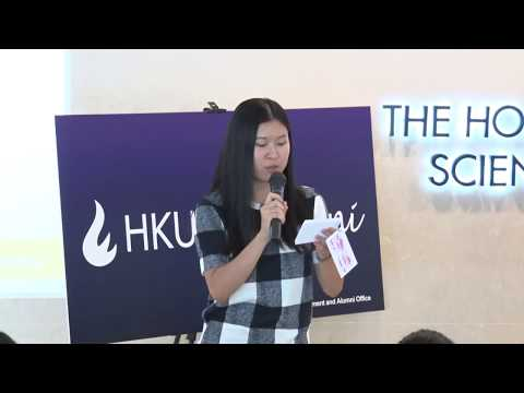 HKUST Alumni Entrepreneur Sharing