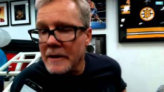Roach on Manny's impending retirement
