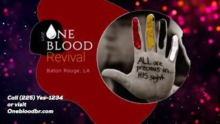 One Blood BR Promotional