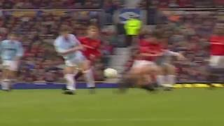 Goal of the Day Uwe Rosler v M Utd 1996