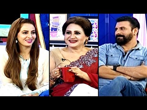 Ek Nayi Subah With Farah - 3 Oct 2017 - A Plus