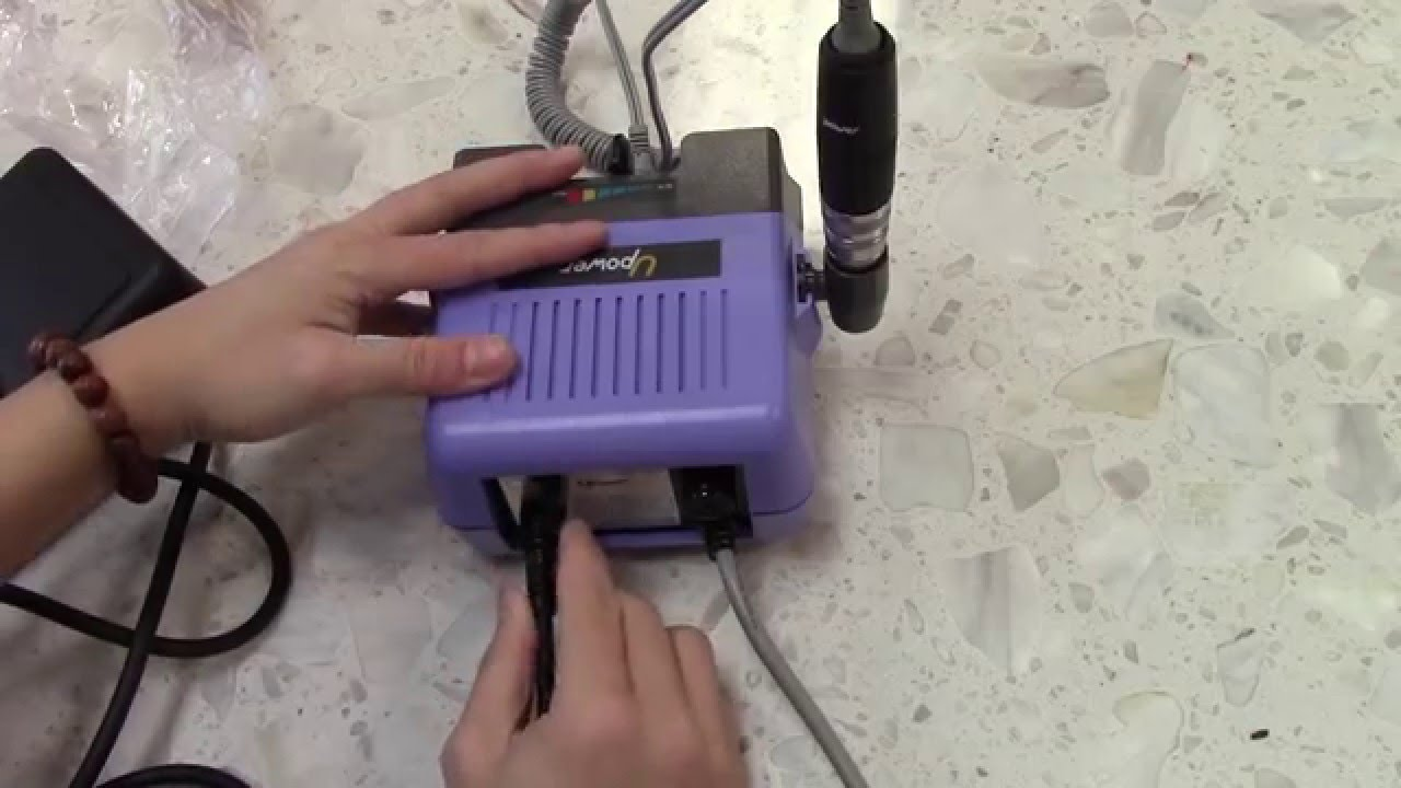 Super U Up 200 My Best Electric Nail Drill