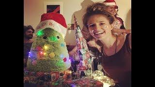 Weihnachten mit Anja! Was hast du gemacht? What did you do on Christmas?