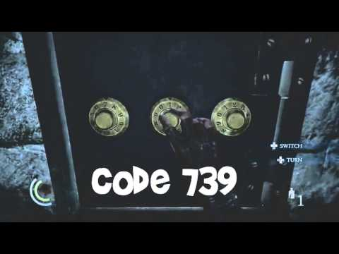 Thief 4 Jewelry Shop Safe Combination Code {(739)} Mission 1 Lockdown :D HD