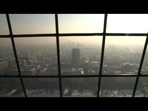 Smog chokes coal-addicted Poland