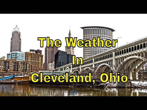 What It's Like To Live In Cleveland Part One: The Weather