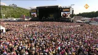 Mumford & Sons, Pinkpop Mainstage, Monday 28 may 2012