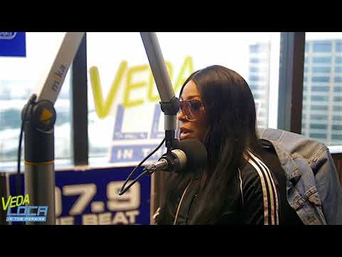 K. Michelle Talks Recovery After Butt Surgery, Her Last Album, & Deal With Jack Daniel's