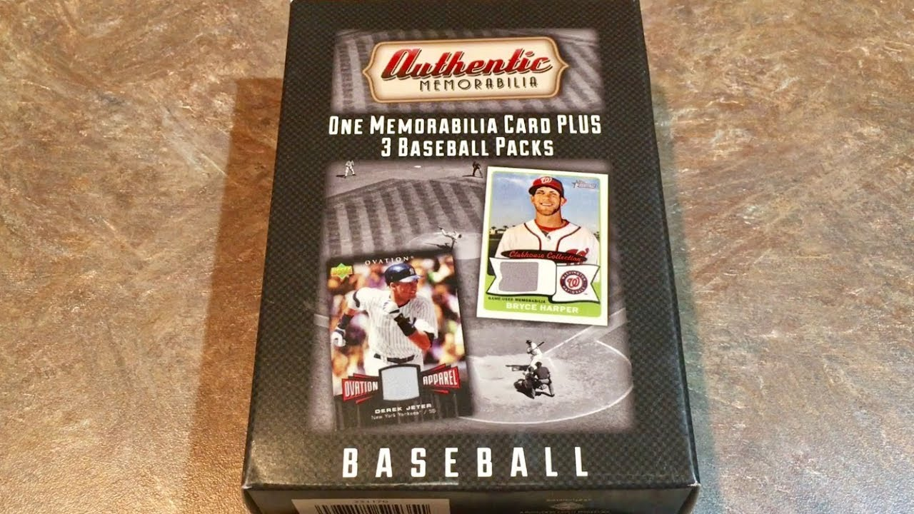 Opening A Guaranteed Relic Mystery Box From Target All Star Relic Pull