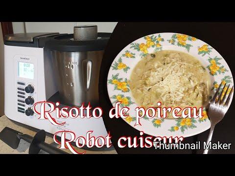 monsieur-cuisine-plus-recette-de-risotto-de-poireau