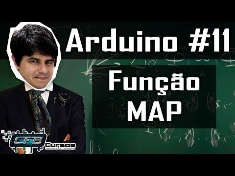 Curso De Arduino #11 - Como Usar A Função MAP No Arduino