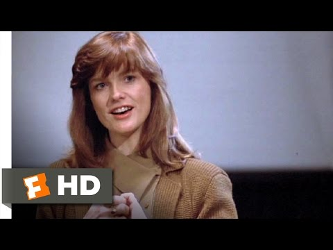 Continental Divide (8/9) Movie CLIP - The Mating Pattern of Eagles (1981) HD