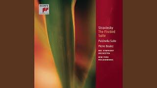 Pulcinella Suite for Orchestra: IIIa. Scherzino