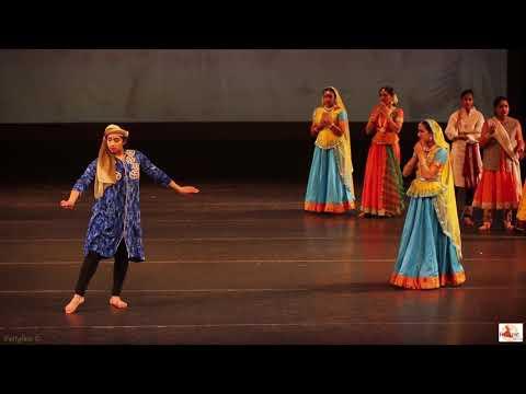 InSyncKathak Dance School: ANURANAN 2019 - Finale