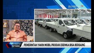 Disebut Mirip Mobil dari Tiongkok, Menteri Perindustrian: Wajar Desain Mobil Esemka Mirip