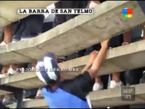 La barra de San Telmo // Calles Salvajes // PARTE 1