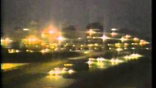 WVUE News 8 New Orleans open 10 PM 1989 (Newscaster)