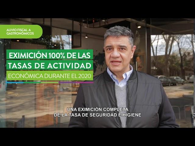 APOYO FISCAL A COMERCIOS GASTRONÓMICOS