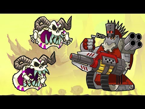 Tower Conquest взлом! ЭПИЧЕСКАЯ КОЛОДА - Игры только для детей #88 - Мультик для детей