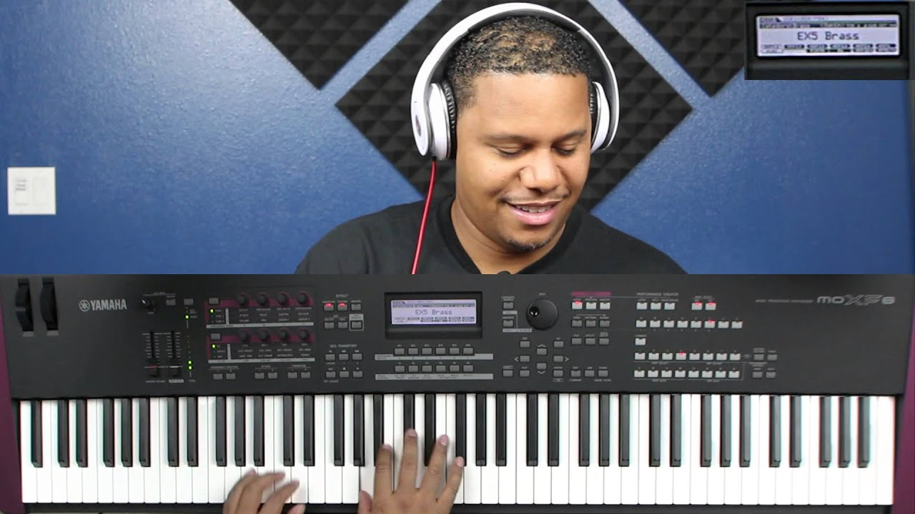 Jamal's Flash Sounds for Yamaha Motif XS*/XF/MOXF
