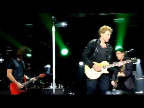 Bon Jovi Sydney 15th Dec 2013 Full Show