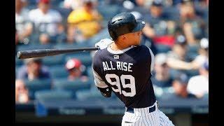 (EPISODE 1,858) TTM SUCCESS: AARON JUDGE NEW YORK YANKEES (3/3) MOJO  @Yankees  @TheJudge44 #AllRise