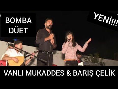 Vanlı Mukaddes & Barış Çelik Düet Halay YENİ!!! 2017