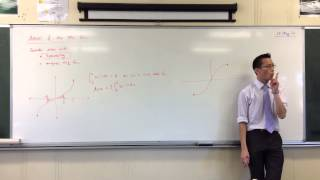 How to Approach Areas Under Inverse Trig. Functions (1 of 2)