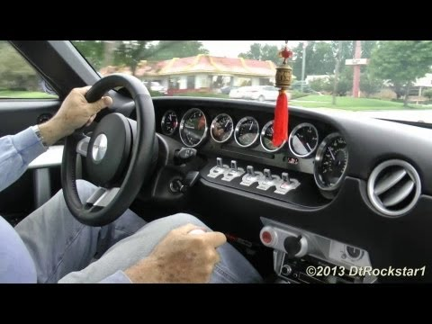 Ford GT Wide Open Throttle Accelerations!