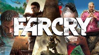 Tous les trailers Far Cry ! ( 1,2,3,4 et Primal )