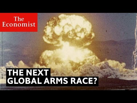 The Next Global Arms Race? | The Economist