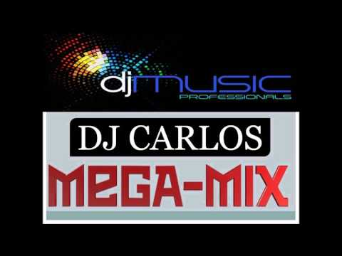 DJ CARLOS MEGAMIX VERANO 2017