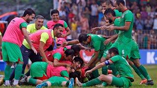 Сборная Таджикистана готовится к серьезным играм
