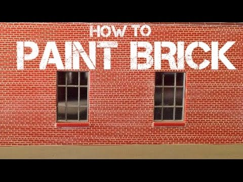 How To Make Realistic Looking Model Brick