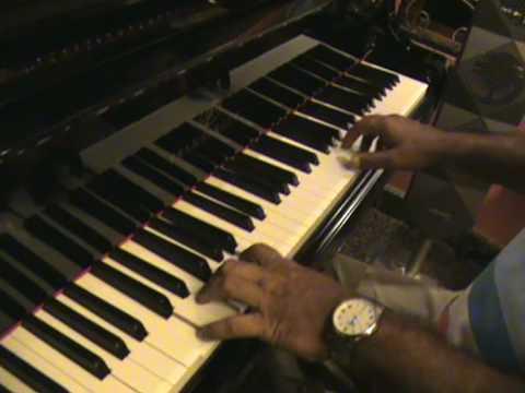 P. Ramlee Piano getaran jiwa p ramlee