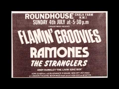 Ramones Live The Roundhouse, London, England 04/07/1976 (FIRST SHOW IN ENGLAND)