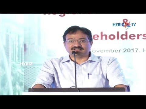 IAS Mukesh Kumar Meena at AP Regional Tourism Investors & Stakeholders Meet in Hyderabad