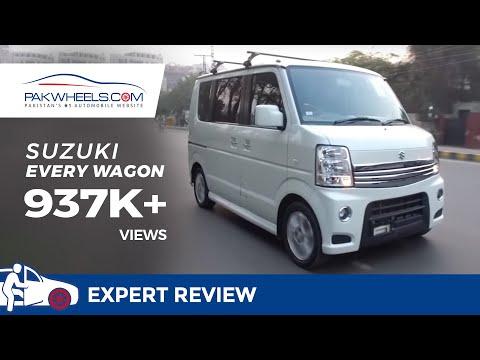 suzuki every wagon detailed review price specs features rh youtube com suzuki every van fuse box