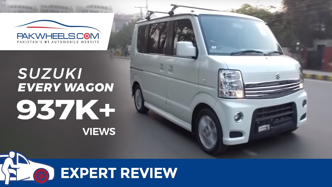 Suzuki Every Wagon Detailed Review: Price, Specs & Features | PakWheels