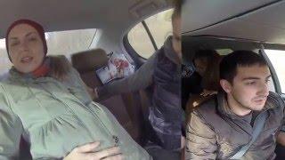 Роды в машине - розыгрыш на день рождения.(, 2015-12-31T16:43:47.000Z)
