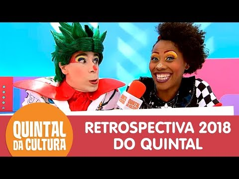 Especial de Ano Novo | Quintal da Cultura | EP 1