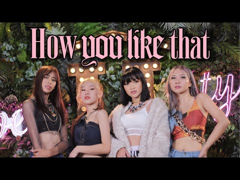 BLACKPINK - HOW YOU LIKE THAT DANCE COVER BY PINK PANDA FROM INDONESIA